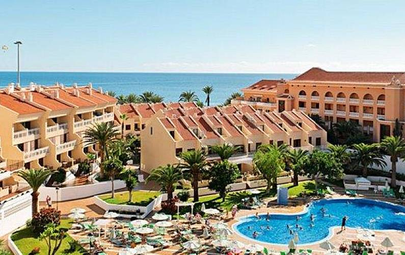 Apartments Near Las Vistas Beach Tenerife