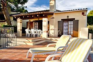 Villa de 3 habitaciones a 50 m de la playa Olbia-Tempio