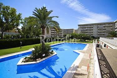 Apartamento en alquiler a 100 m de la playa la pineda vila seca tarragona costa dorada - Piscinas vilaseca ...
