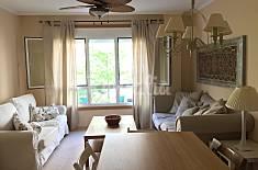 2 Habitaciones en  1a línea de Playa Silgar. Pontevedra