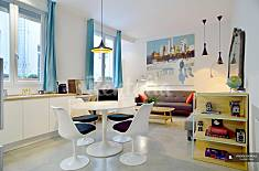 The Las Letras II apartment in Madrid Madrid