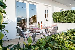 Apartment with 2 bedrooms only 100 meters from the beach Dubrovnik-Neretva