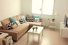 Appartement pour 5-7 personnes à 200 m de la plage Asturies