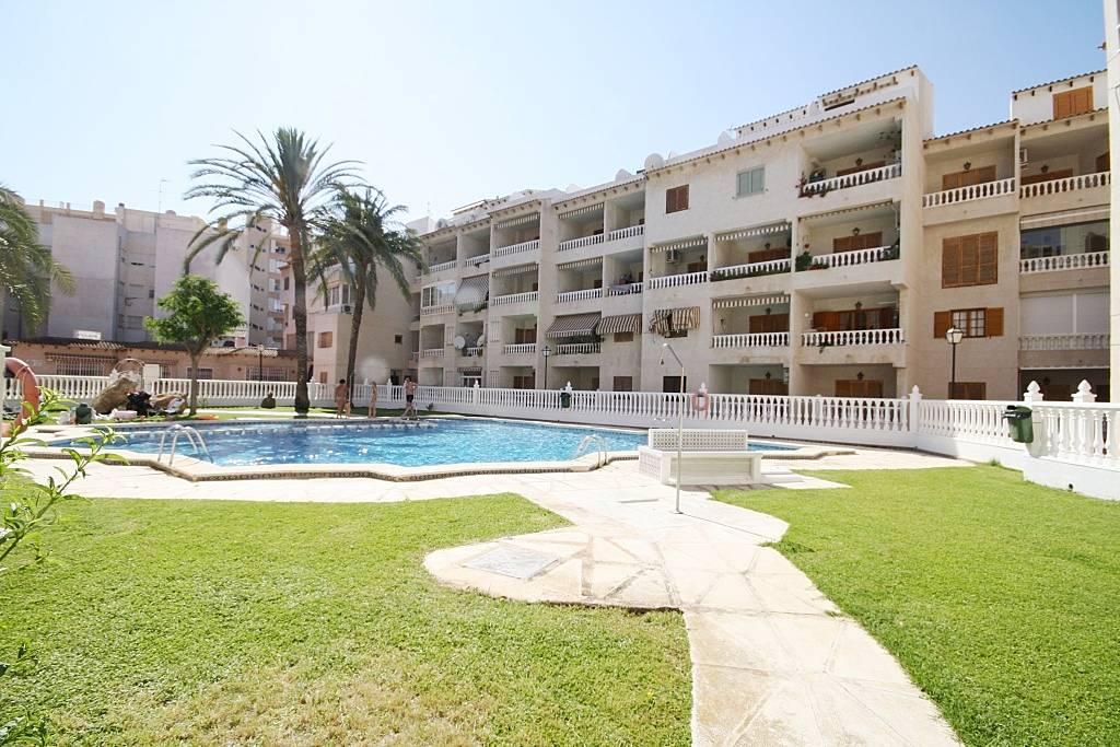 Apartamento en alquiler a 200 m de la playa torrevieja alicante costa blanca - Alquilar apartamento en torrevieja ...