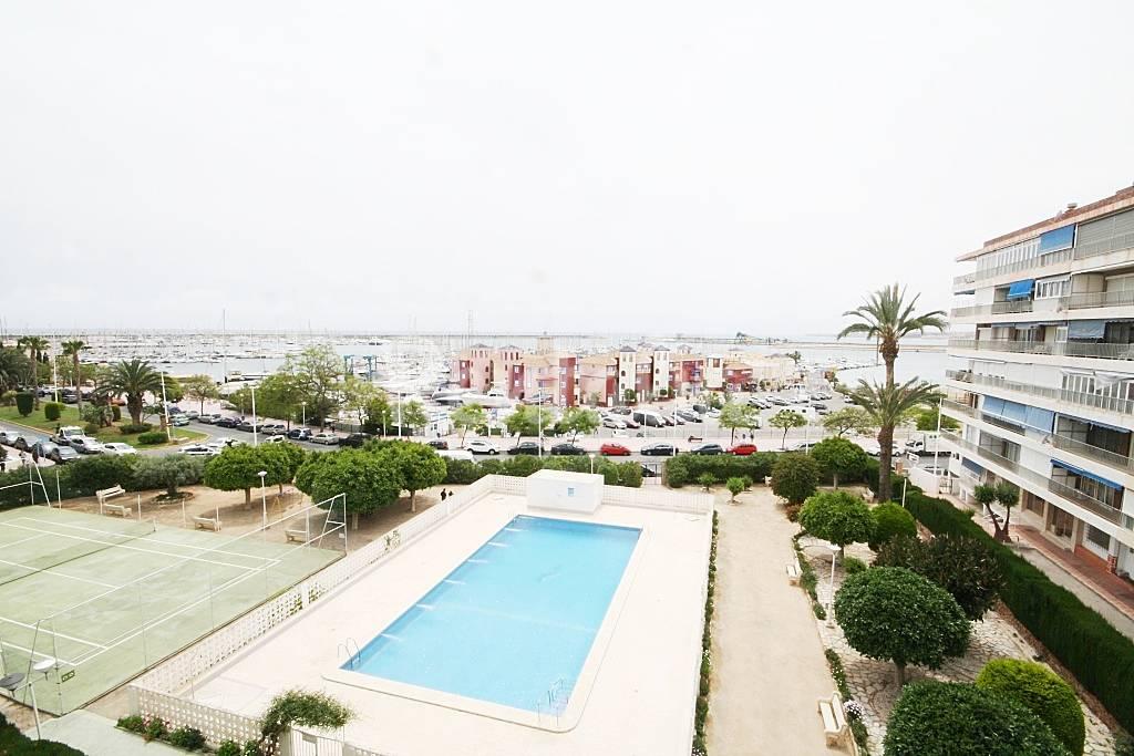 Apartamento en alquiler a 50 m de la playa torrevieja alicante costa blanca - Alquilar apartamento en torrevieja ...