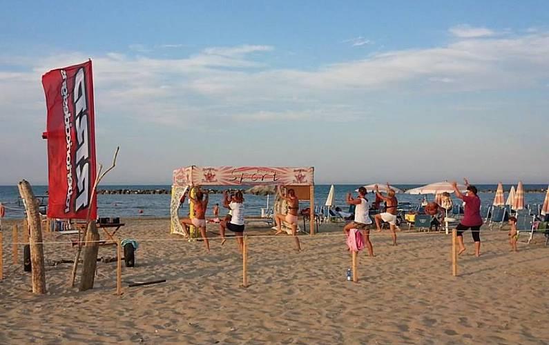 Appartamento Per 5 7 Persone A 100 M Dalla Spiaggia
