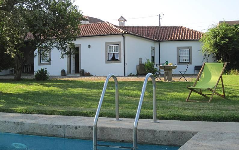 Lugar encantador com piscina em Ponte de Lima Viana do Castelo - Exterior da casa