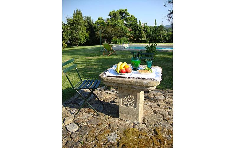 Lugar Jardim Viana do Castelo Ponte de Lima Casa rural - Jardim