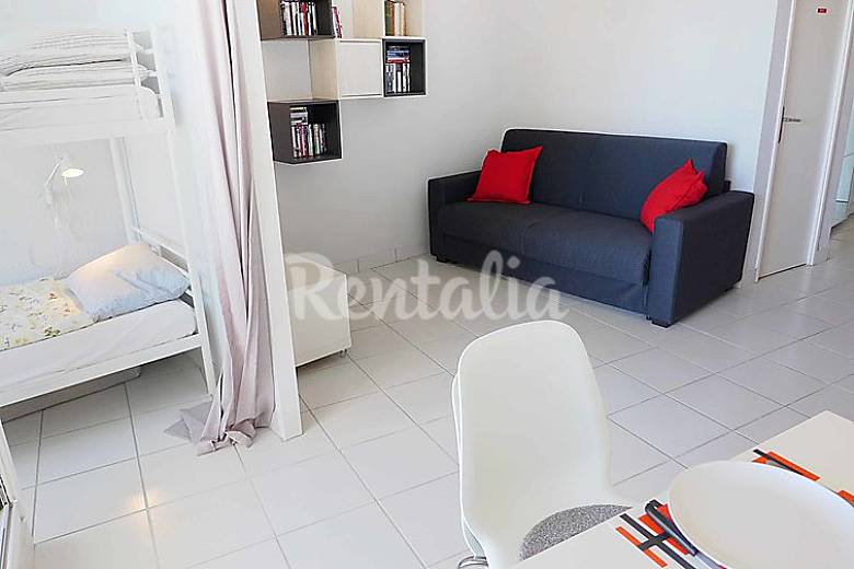 Apartment for rent only 150 meters from the beach Herault