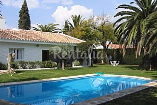 Villa en location à 100 m de la plage Malaga
