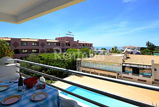 Perfect 2 bed apt 300mts from the Beach Albufeira Algarve-Faro