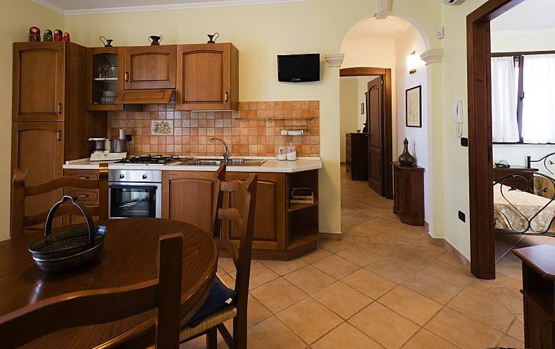 Villa Dining-room Lecce Corigliano d'Otranto Countryside villa - Dining-room