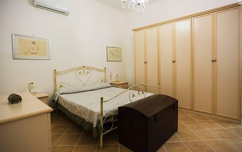 Villa Bedroom Lecce Corigliano d'Otranto Countryside villa - Bedroom
