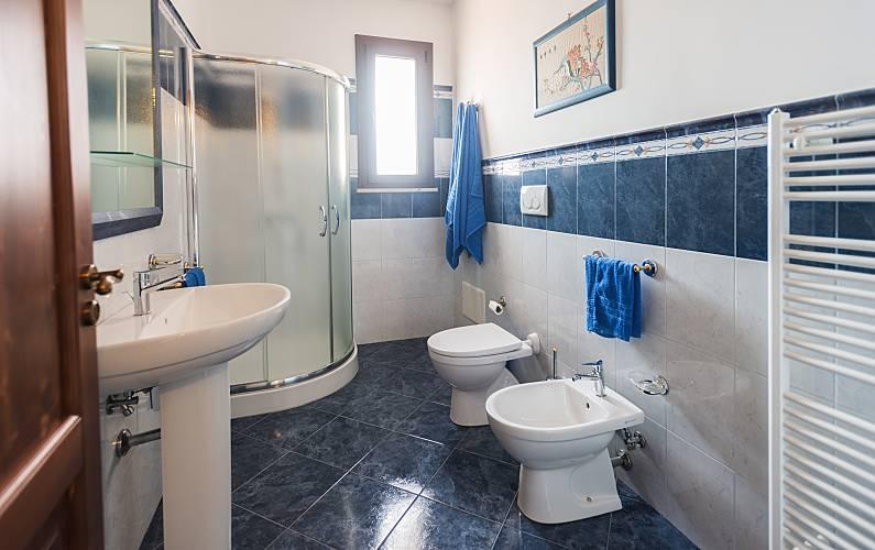 Villa Bathroom Lecce Corigliano d'Otranto Countryside villa - Bathroom