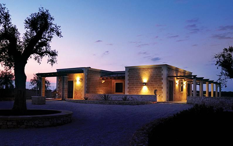 Villa Outdoors Lecce Corigliano d'Otranto Countryside villa - Outdoors