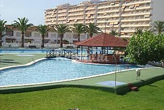 PEÑISMAR apartamento  frente a la playa Castellón