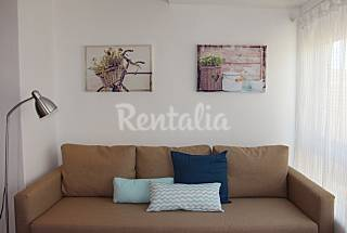 Apartment with 1 bedroom only 30 meters from the beach Algarve-Faro
