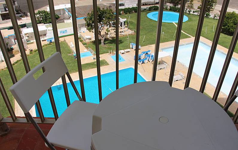 2 Exterior da casa Algarve-Faro Silves Apartamento - Exterior da casa