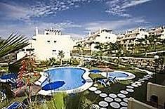 Apartamento para 6 personas con piscina Málaga