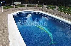 Maison pour 8 personnes avec piscine Cadix