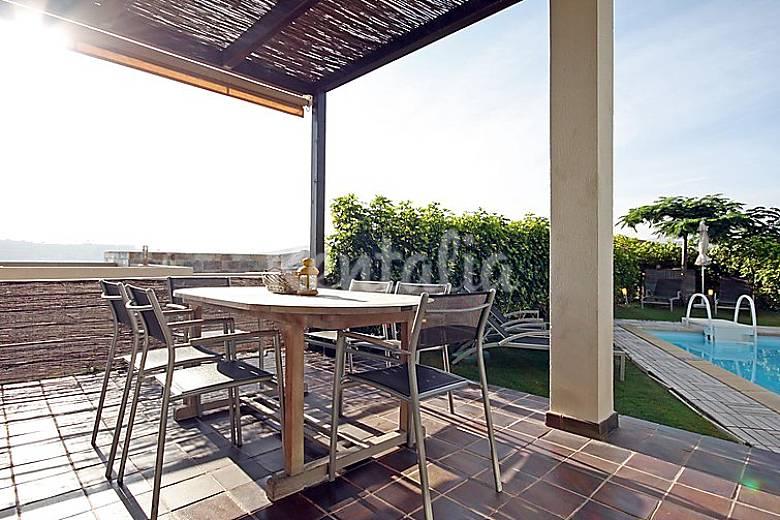 Casa para 6 personas con piscina el salobre san for Casa rural el jardin de san bartolome