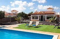Villa para 8 personas en campo de golf Fuerteventura