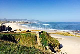 Appartement de 2 chambres à 400 m de la plage Lugo