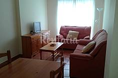 Apartment for rent on the beach front line Lugo
