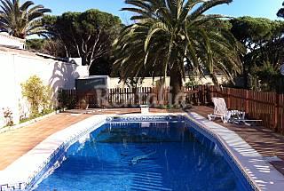 Villa para 11-12 personas a 50 m de la playa Cádiz
