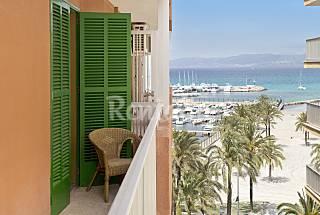Apartamento para 4 personas a 100 m de la playa Mallorca