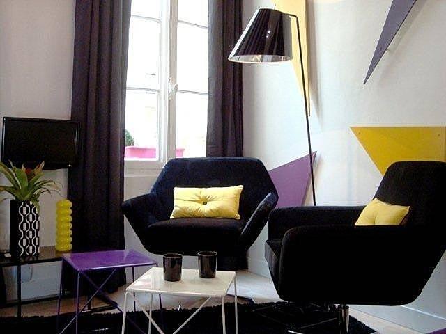 wohnung f r 2 personen in paris paris 3e paris paris. Black Bedroom Furniture Sets. Home Design Ideas