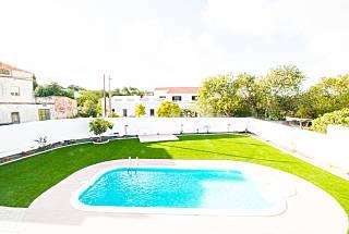 Casa Azul piscina salgada 5 min Albufeira e Vilamo Algarve-Faro