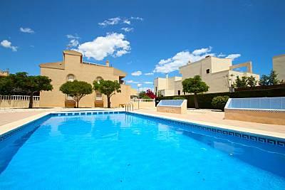 Apartamento para 2-4 personas a 1500 m de la playa Alicante