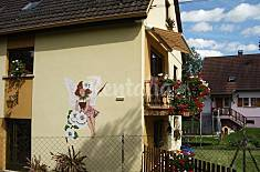 House for 4 people with views to the mountain Haut-Rhin