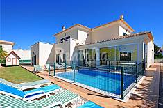 House for 10 people 2 km from the beach Algarve-Faro