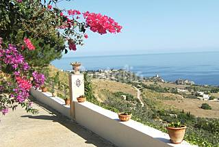 Villa for 5 people only 1300 meters from the beach Trapani