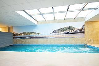 Villa für 8-10 Personen im Zentrum von Donostia/San Sebastián Gipuzkoa