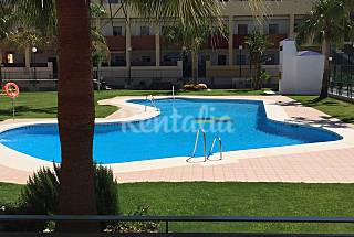 Apartment for 4 people only 100 meters from the beach Cádiz