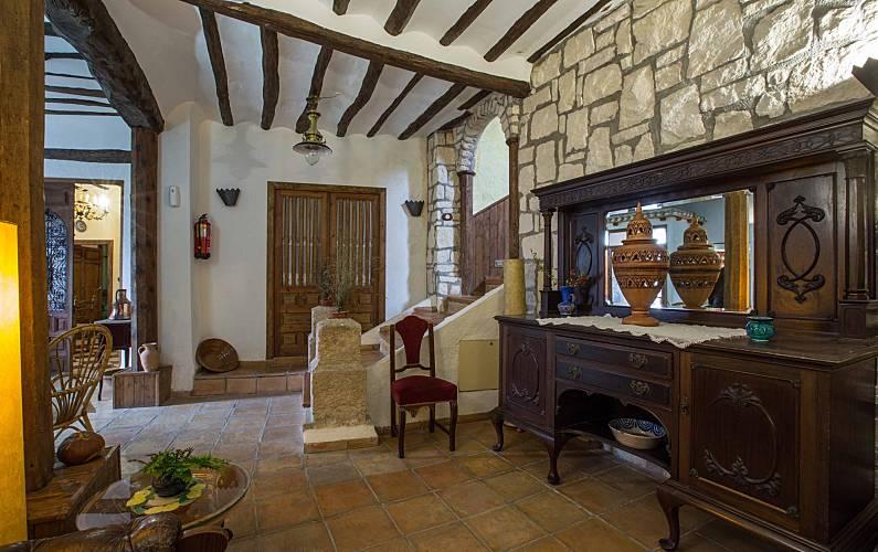 Molino Interior del aloj. Granada Galera Apartamento - Interior del aloj.