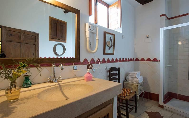 Molino Baño Granada Galera Apartamento - Baño
