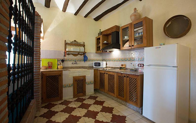 Molino Cocina Granada Galera Apartamento - Cocina