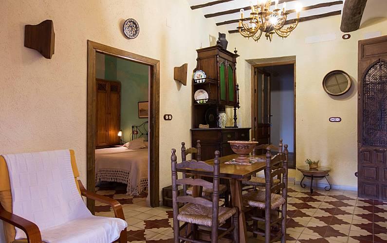 Molino Comedor Granada Galera Apartamento - Comedor