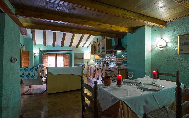 Molino Salón Granada Galera Apartamento - Salón