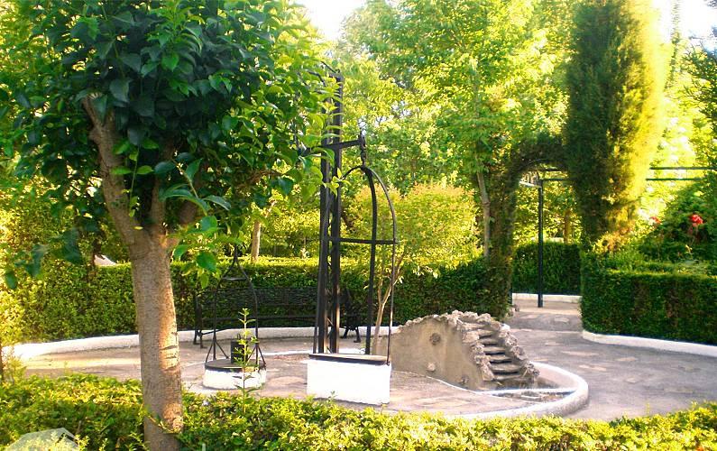 Molino Jardín Granada Galera Apartamento - Jardín