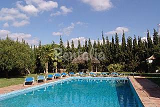 Villa para 10 personas.Piscina privada & WiFi Cádiz