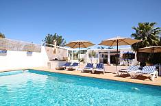 Villa with 6 bedrooms 9.3 km from the beach Ibiza
