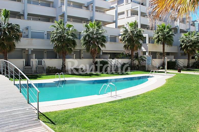 Apartamento en alquiler en d nia d nia alicante costa blanca - Denia apartamentos alquiler ...