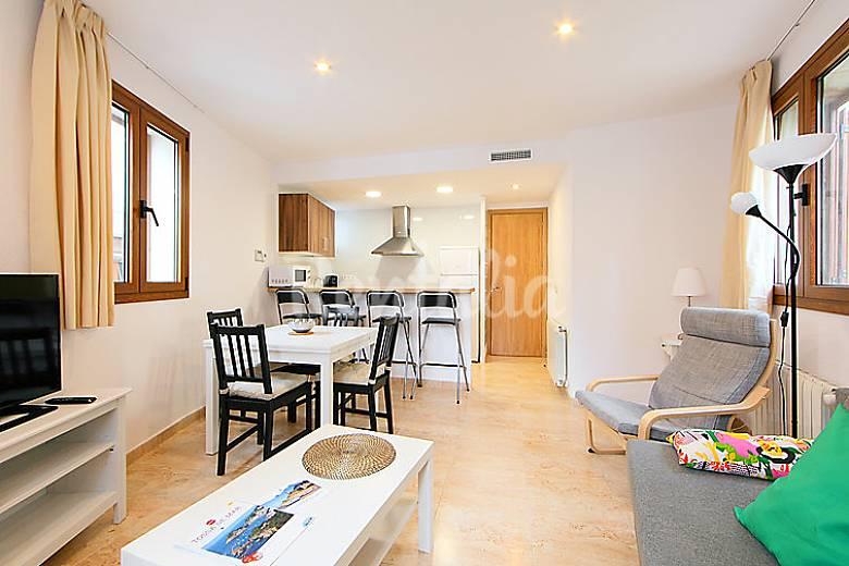 Apartamento en alquiler a 500 m de la playa la fermina - Alquiler de apartamentos en tossa de mar particulares ...