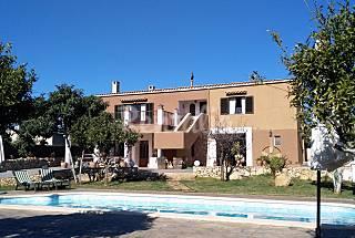 Rustikal, sehr ruhig, große Terrasse und Pool Mallorca