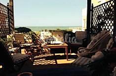 Villa con 4 stanze in prima linea di spiaggia Roma